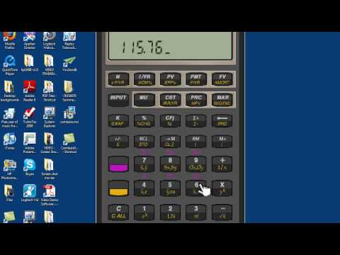 Financial Calculator Part 2 - Basic PV and FV