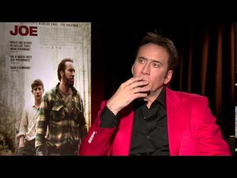 Nicolas Cage on