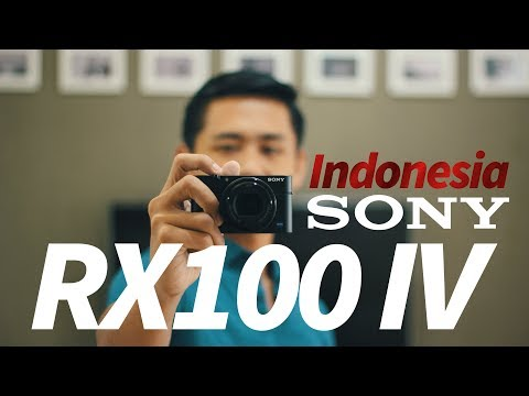 REVIEW SONY RX100 IV INDONESIA