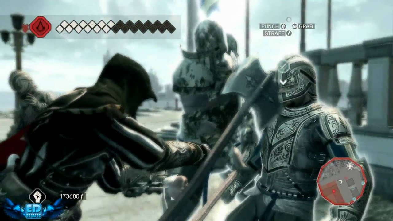 Assassins Creed Wallpaper Hd 1080p Assassin S Creed 2 Finishing Moves Compilation 1080p Hd