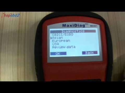 Autel MaxiDiag Pro MD801