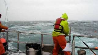 Bering Sea Misery