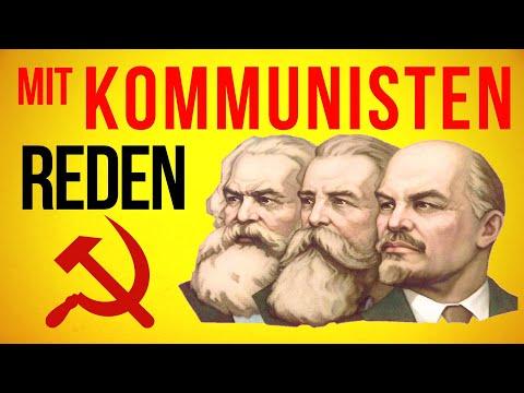Mit Kommunisten reden - Antwortvideo zu Grosse Freiheit TV