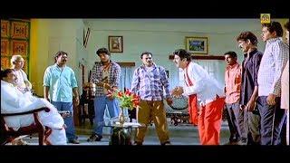 Balakrishna | Climax Funny Fight Scene | Kuppathu Raja | Sneha, Meera | #NewTamilMovies