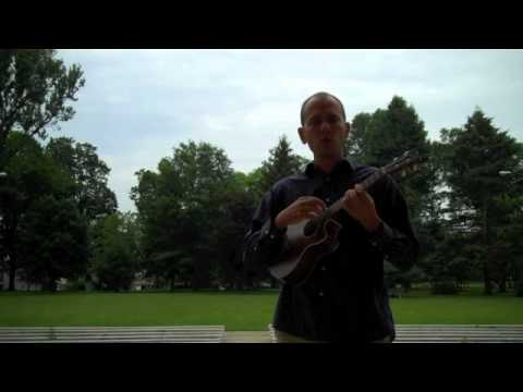 Quincy Newton Ukulele on Tuesday In the Park...
