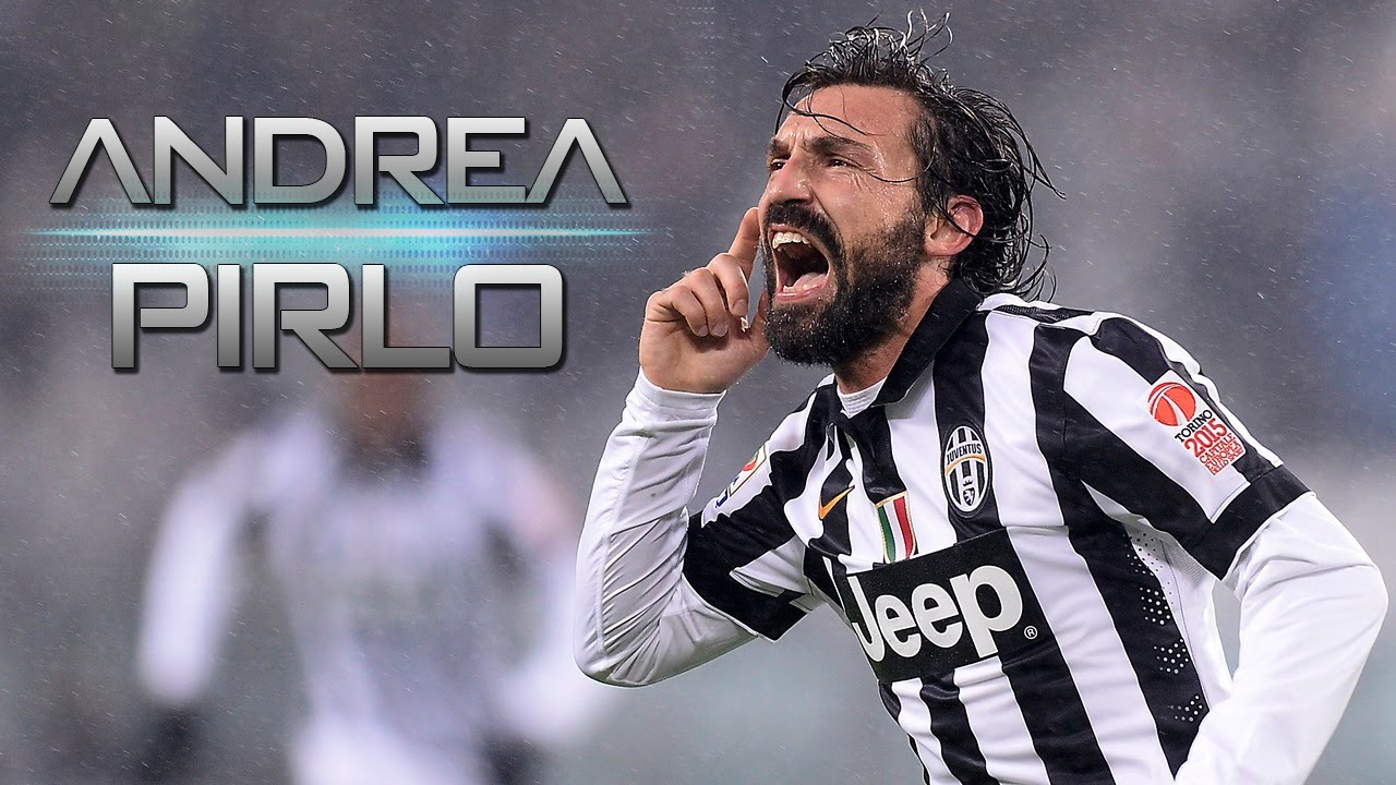 Andrea Pirlo: I Think Therefore I Play by Andrea Pirlo ...