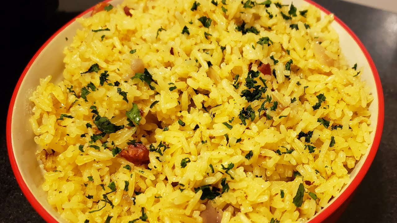 How to Make The Best Bacon Rice | Elechomes Rice Cooker