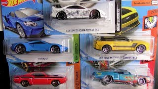 UNBOXING 5 PACK HOT WHEELS CARS