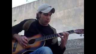 موسيقى أغنية يا ريتك أذينة العلي _ عزف جيتار