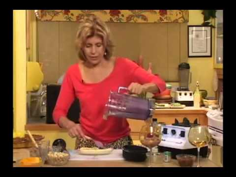 Chef Teton - Raw Food Dessert and Salads