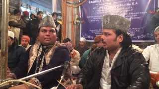 Chhap Tilak .... Qawwali By Qawwal NIazi Nizami Brothers At Dargah Hazrat Nizamuddin Auliya