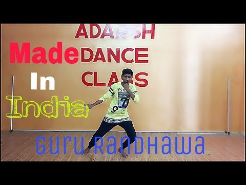 Guru Randhawa: MADE IN INDIA dance Video |Bollyrical| Choreographed by Pravin Sir