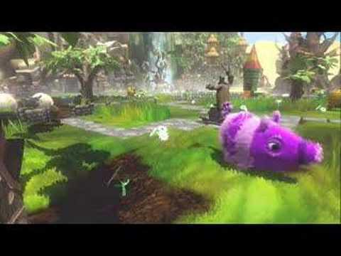 Viva Piñata: build a garden - YouTube