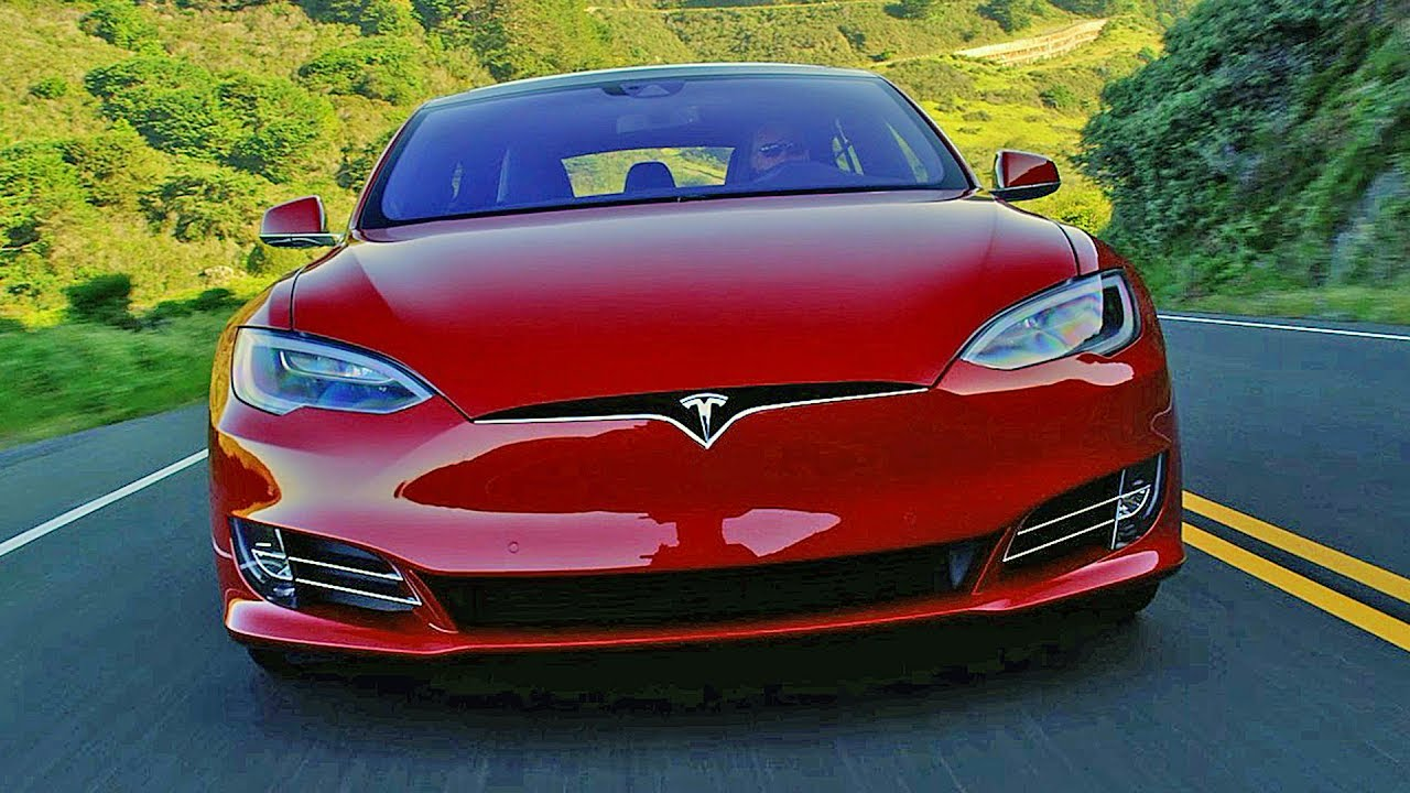 2018 Tesla Model S First Look Youtube