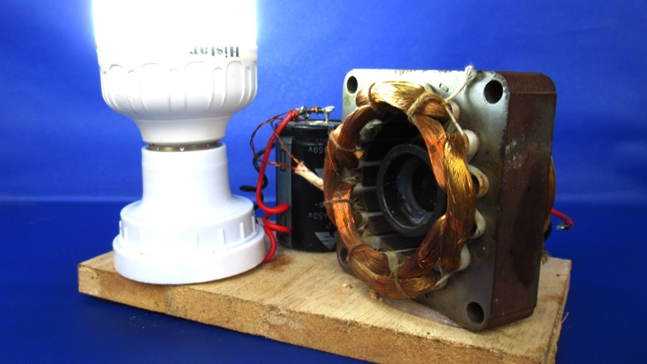 New science projects experiment free energy from 220v generator new science projects experiment free energy from 220v generator homemade diy 2018 solutioingenieria Gallery