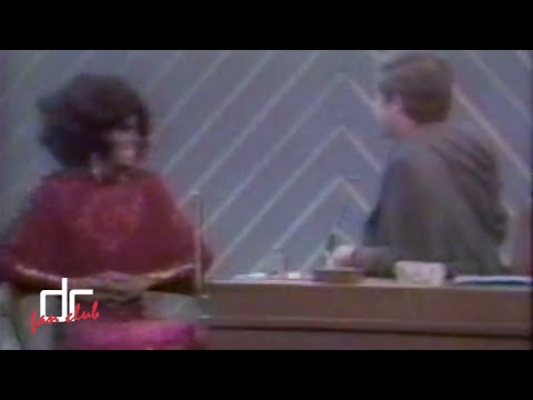 Diana Ross on the Merv Griffin Show 1970 (Full Interview)