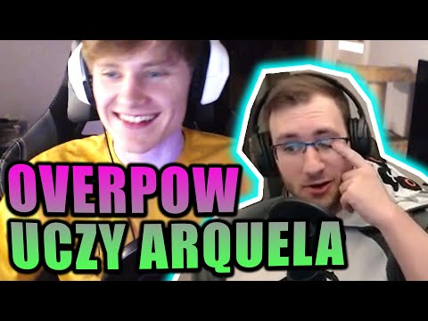 OVERPOW UCZY ARQUELA | Funny Moments
