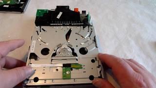 tuto démonter un  lecteur dvd sur wii - remplacement du lecteur dvd wii