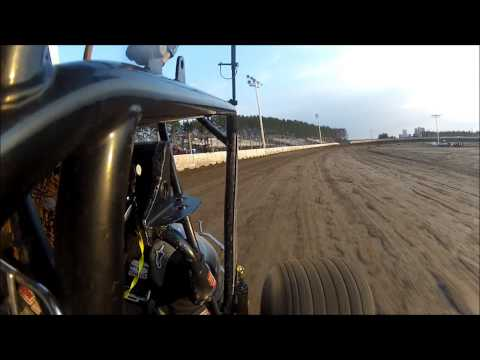 North Central Speedway Heat Race 5-17-2014 UMSS