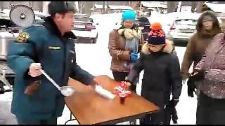 Полевая кухня МЧС в Заельцовском бору(, 2017-01-06T04:16:20.000Z)