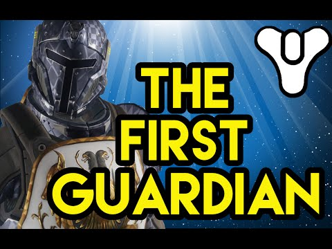 Rezyl Azzir The First Guardian? Destiny Lore | Myelin Games