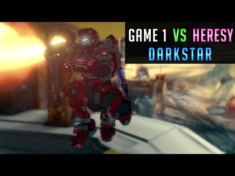 Game 1 vs Heresy on Darkstar - Halo 5 Warzone