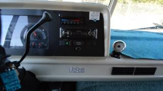 1994 Winnebago Warrior 22RB