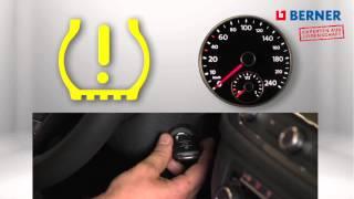 Reifendruckkontrollsystem (RDKS) - Diagnose