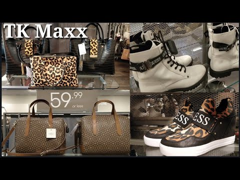#TkMaxx #Bags #shoes TK MAXX Designer Bags And Shoes Collection /What's New In Tk Maxx /October 2019