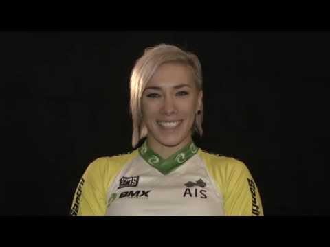 Caroline Buchanan interview - BMX Australia National Championships 2015