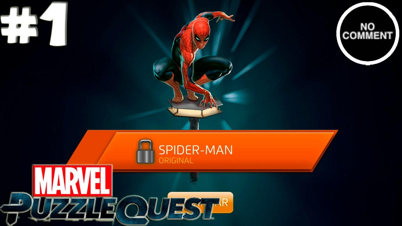 marvel puzzle quest tutorial