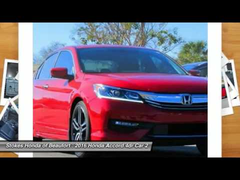 2016 Honda Accord Beaufort SC 12702HA