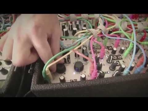 Stekker 2015: Richard Devine Live Rig Rundown (Part 1)