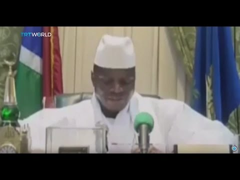 Gambia Politics: President to stay in power for 90 more days