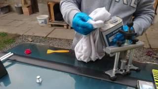 Horpadás,jégkár,javítás pdr tools