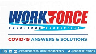 Workforce Wednesday Episode 24: Assisting the workforce during COVID-19
