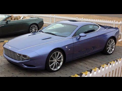 2015 Aston Martin Zagato Dbs Centennial Coupe Roadster Video Carjam Tv 2014 Youtube