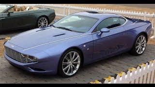 2015 Aston Martin Zagato DBS Centennial Coupe Roadster Video CARJAM TV 2014