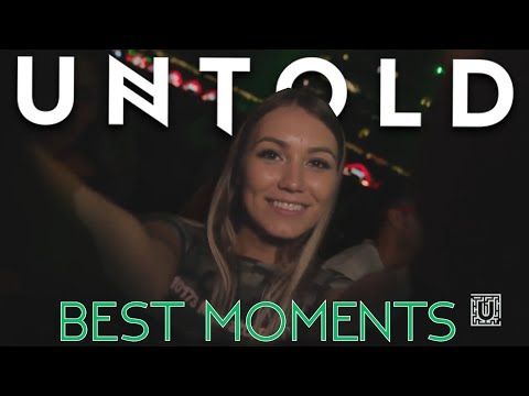 UNTOLD Festival Best and Funny Moments