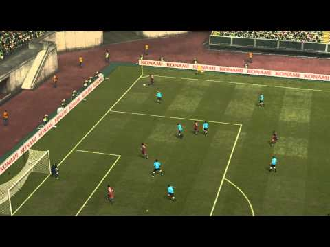PES 2011 Great Own Goal