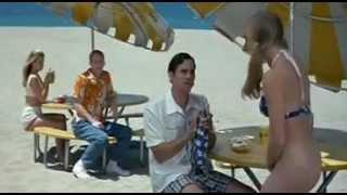 ga sengaja buka cd cewek beach party