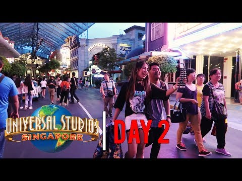Road To Universal Studios Singapore - Day 2 | Matt Nicolai & Riva Quenery - VLOG # 4