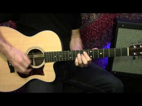 Dire Wolf: Acoustic Jamming Lesson TRAILER