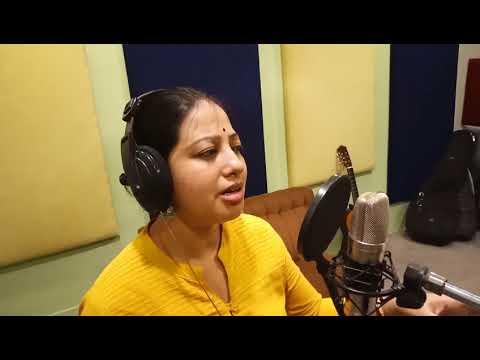 Aakaler Sur---A modern bengali song by Moumisty