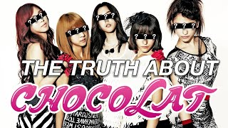 THE TRUTH ABOUT CHOCOLAT + INKIGAYO SANDWICH? (Part 1)