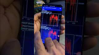 Live 5G NR measurements in New York with Nemo Handy