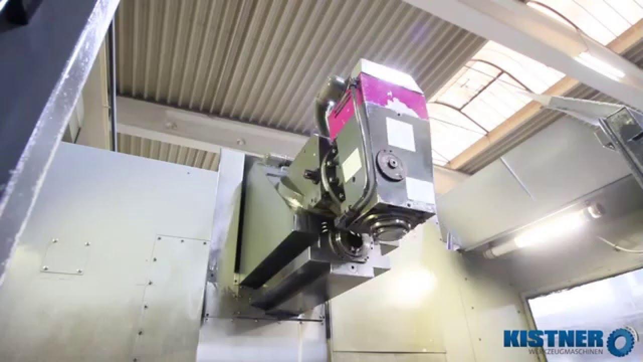 maho mh 1600 w kistner werkzeugmaschinen youtube