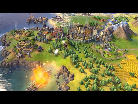 Sid Meier's Civilization VI: in-game benchmark |