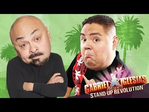 Rick Gutierrez - Gabriel Iglesias Presents: StandUp Revolution! (Season 2)