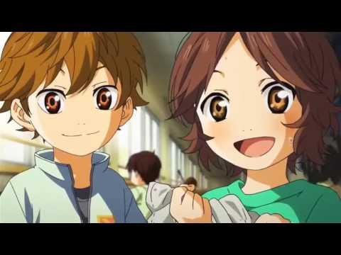 Shigatsu wa Kimi No Uso AMV - As Long As You Love Me